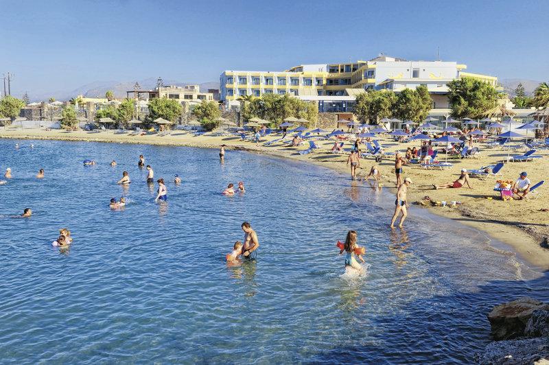 Hotel Aphrodite Beach Club Grecja Kreta Gouves